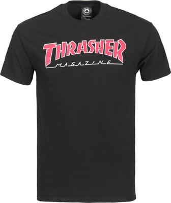 Thrasher Outlined T-Shirt - view large