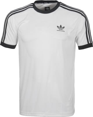 Adidas Clima Club Jersey - white/black - view large