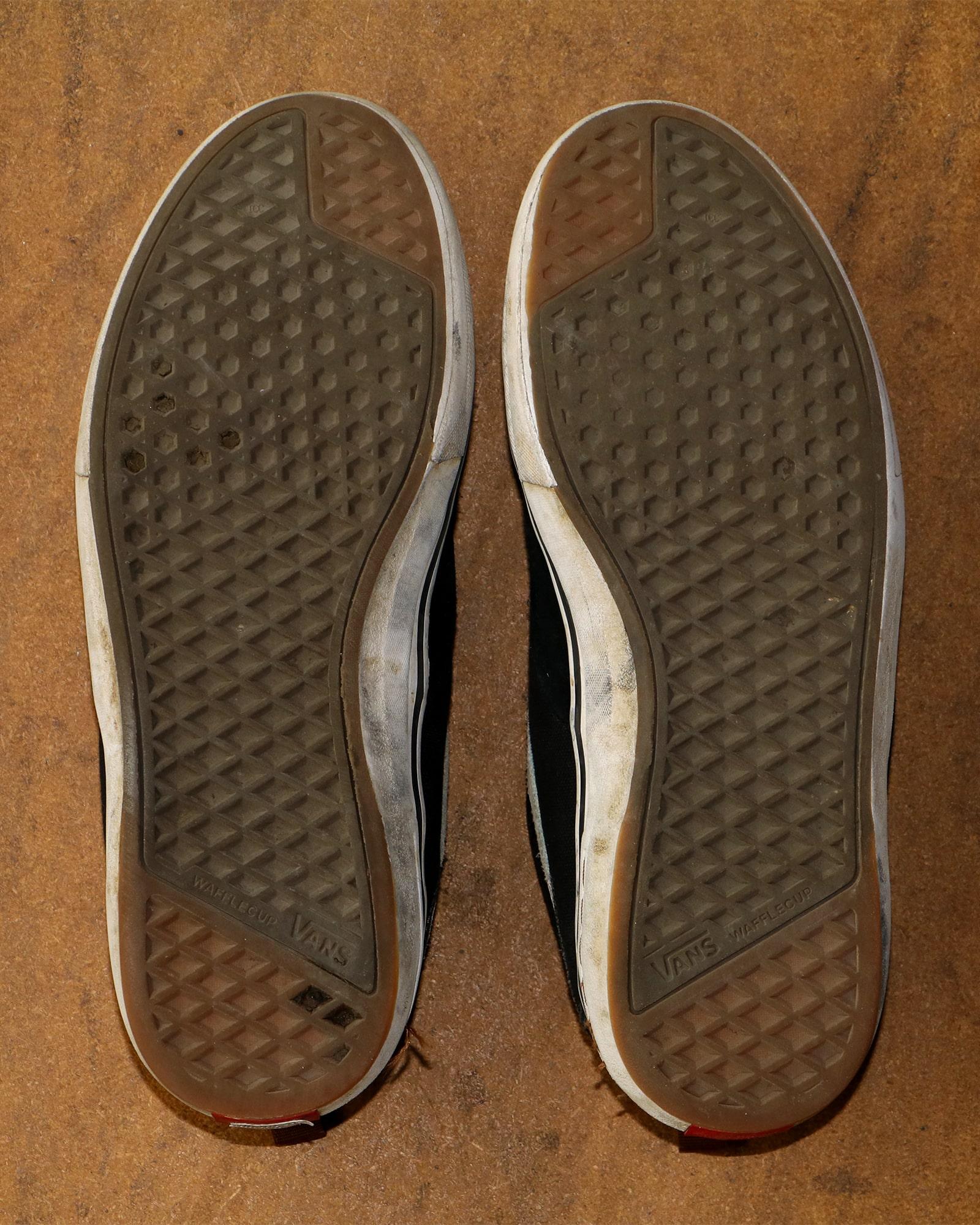 Vans Kyle Walker Pro Skate Shoes Wear