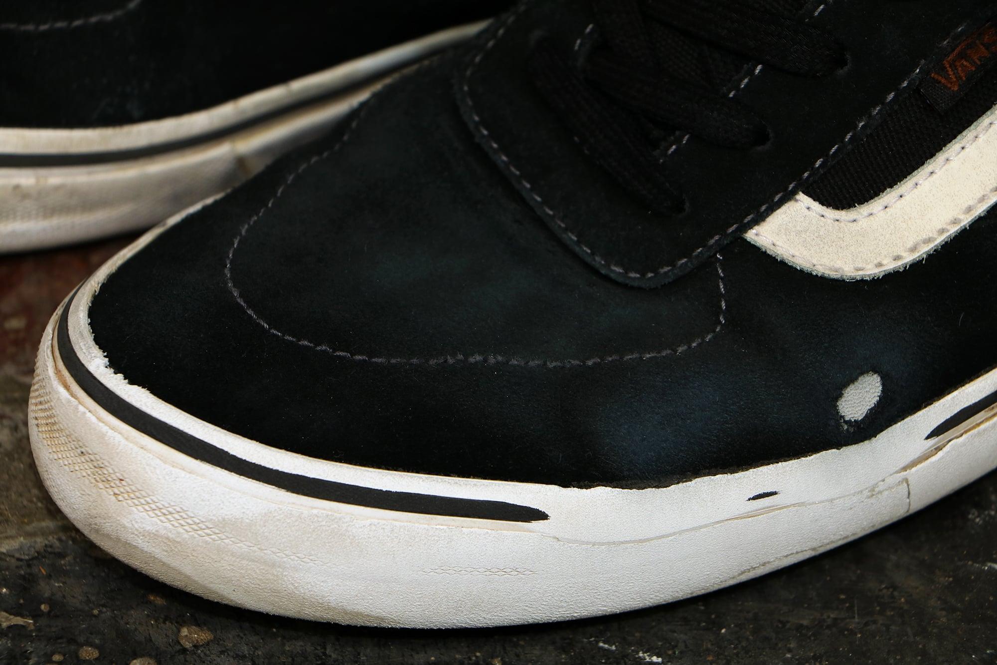 vans schoenen review