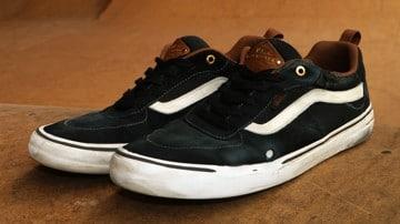 Vans Kyle Walker Pro Skate Shoes Wear Test Review f7ea0cc1e