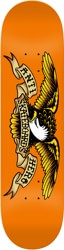 Anti-Hero Classic Eagle XXXL 9.0 Skateboard Deck - orange