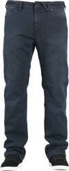 Volcom Solver Jeans - turkish blue