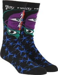 Toy Machine Turtlehead Sock - multi