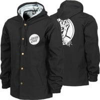 Independent Capital Hooded Windbreaker - black