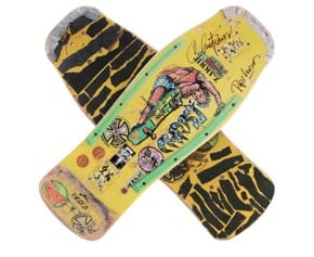 Hosoi Paint Air LTD - Signed By Christian & His Dad. Rad.
