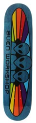Alien Workshop Spectrum 7.875 Skateboard Deck - blue / black text