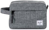 Herschel Supply Chapter Dopp Kit - raven crosshatch