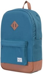 Herschel Supply Heritage Backpack - indian teal/tan