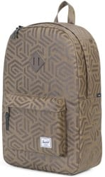 Herschel Supply Heritage Backpack - metric
