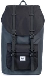 Herschel Supply Little America Backpack - dark shadow/black rubber