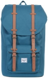 Herschel Supply Little America Backpack - indian teal/tan