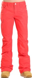 Burton Women's TWC On Fleek Pants 2017 - coral