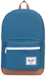 Herschel Supply Pop Quiz Backpack - indian teal/tan