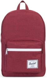 Herschel Supply Pop Quiz Backpack - winetasting crosshatch