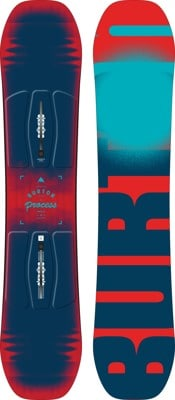 Burton Process Smalls Kids Snowboard 2017 - view large