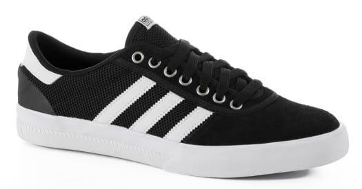 Adidas Lucas Premiere ADV Skate Shoes - black/white/white - view large