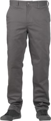 HUF Fulton Chino Pants - charcoal