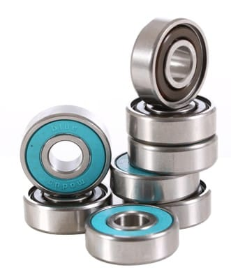 Modus Blue Skateboard Bearings - blue - view large
