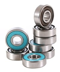 Modus Blue Skateboard Bearings - blue