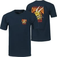 Powell Peralta Caballero Street Dragon T-Shirt - navy