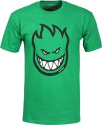 Spitfire Bighead Fill T-Shirt - kelly green