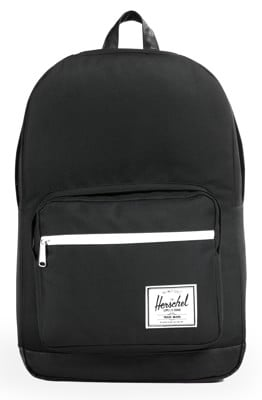 Herschel Supply Pop Quiz Backpack - black/black - view large