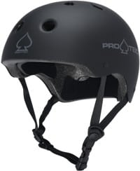 ProTec The Classic EPS Skate Helmet - rubber black