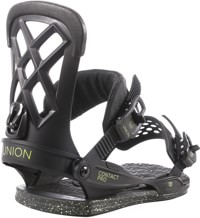 Union Contact Pro Snowboard Bindings 2017 - black