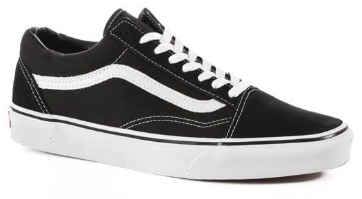 Vans Old Skool Skate Shoes - black