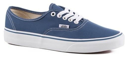 Vans Authentic Skate Shoes - navy | Tactics