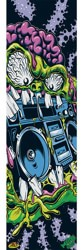 MOB GRIP Dirty Donny Graphic Skateboard Grip Tape - boombox