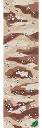 MOB GRIP Camo Graphic Skateboard Grip Tape - desert camo