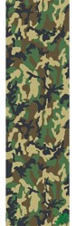 MOB GRIP Camo Graphic Skateboard Grip Tape - jungle camo
