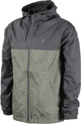 Volcom Ermont Windbreaker - stealth