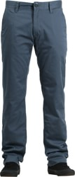 Volcom Frickin Modern Stretch Chino Pants - airforce blue