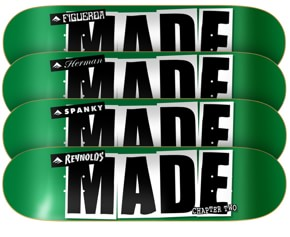 Baker x Emerica - Made Chapter Two Decks
