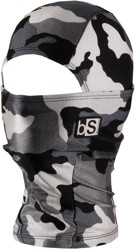 BlackStrap The Kids Hood Balaclava - snow issue camo