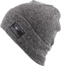 Never Summer Shoreman 3 Cuff Beanie - salt & pepper