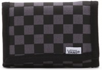 Vans Slipped Wallet - black/gunmetal grey