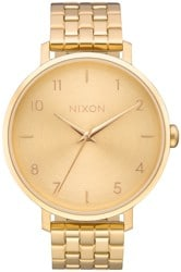 Nixon Arrow Watch - all gold