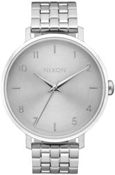 Nixon Arrow Watch - all silver