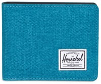 Herschel Supply Roy Wallet - petrol crosshatch