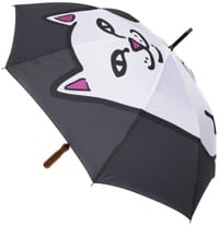 RIPNDIP Lord Nermal Umbrella - black