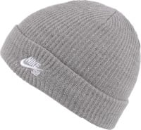 Nike SB Fisherman Beanie - dark grey heather