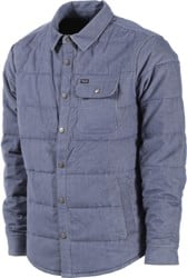 Brixton Cass Jacket - light blue