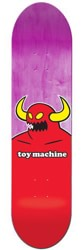 Toy Machine Monster 8.125 Skateboard Deck - pink