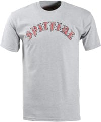 Spitfire Old E T-Shirt - athletic heather