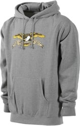 Anti-Hero Eagle Hoodie - gunmetal heather