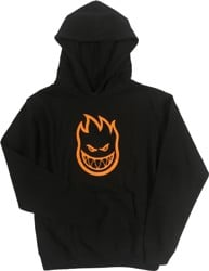 Spitfire Youth Bighead Pullover Hoodie - black